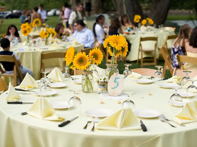 Rancho Los Lagos Reception