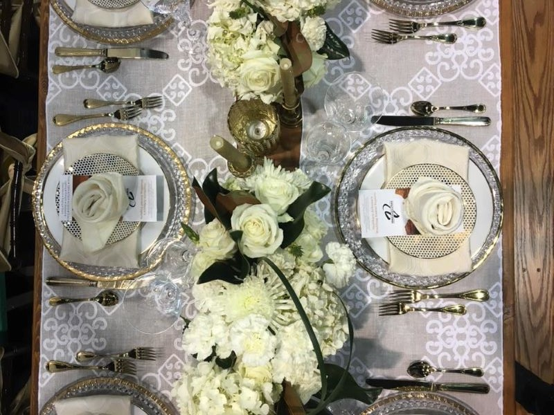Place Setting 6