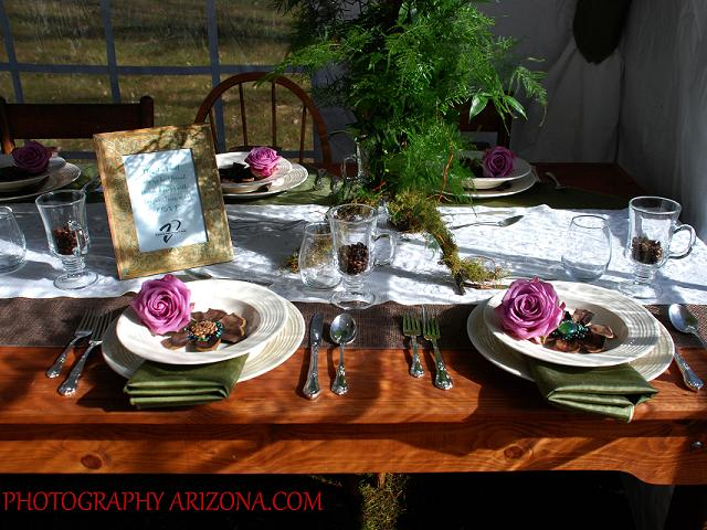 Beautiful Table Setting
