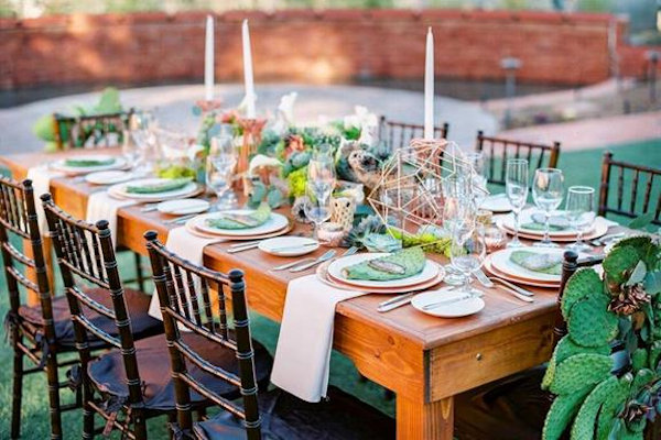 Event Rental Catalog in Sedona