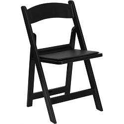 Where to find CHAIR, PADDED BLACK in Sedona