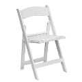 Rental store for CHAIR, GARDEN WHITE PADDED in Cottonwood AZ