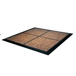 Where to find DANCEFLOOR 4x4 WOODLK-BLK TRM in Sedona