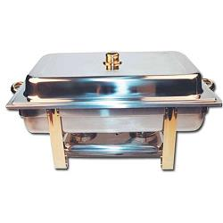 Where to rent CHAFER, 8 QT w GOLD ACCENTS in Cottonwood AZ