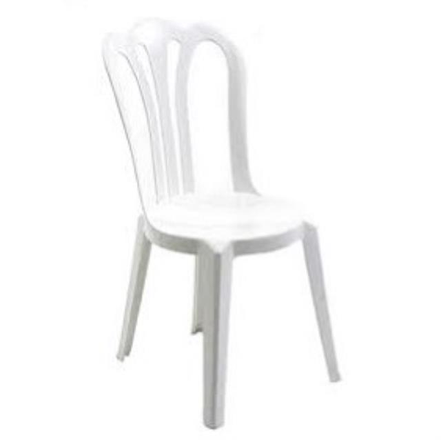 Where to rent CHAIR, BISTRO WHITE in Cottonwood AZ