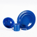 Rental store for BLUE METAL DISHES in Cottonwood AZ