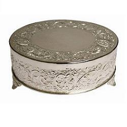 Where to find CAKE STAND, S S ROUND in Sedona