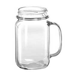 Where to find GLASS, JAR MUG 16 oz. in Sedona