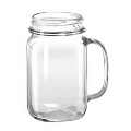 Rental store for GLASS, JAR MUG 16oz in Cottonwood AZ