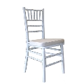 Rental store for CHAIR, CHIAVARI WHITE in Cottonwood AZ