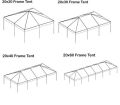 Rental store for 20  WIDE EXPANDABLE LENGTH CANOPIES in Sedona AZ
