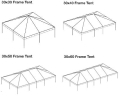 Rental store for 30  WIDE EXPANDABLE LENGTH CANOPIES in Sedona AZ