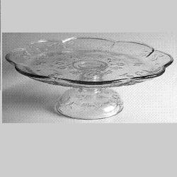 Where to find CAKE STAND, GLASS ROUND PEDESTAL in Sedona