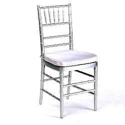 Where to rent CHAIR, CHIAVARI SILVER in Cottonwood AZ