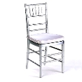 Rental store for CHAIR, CHIAVARI SILVER in Cottonwood AZ