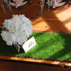 Where to rent TABLE RUNNER SYNTHETIC GRASS in Cottonwood AZ