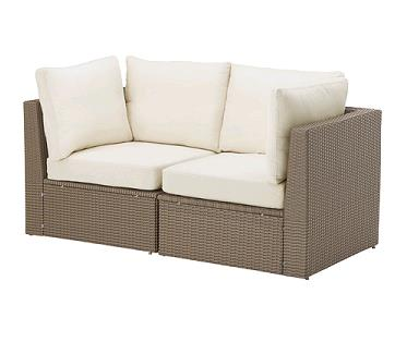 Where to find LOUNGE LOVESEAT in Sedona