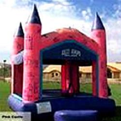 Where to find BOUNCEHOUSE, PINK CASTLE in Sedona