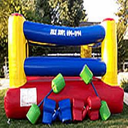 Where to find BOXING RING, INFLATABLE in Sedona