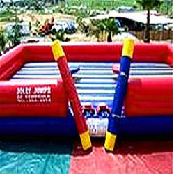 Where to find JOUSTING RING, INFLATABE in Sedona