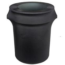 Where to rent TRASHCAN COVER, SPANDEX - BLACK in Cottonwood AZ