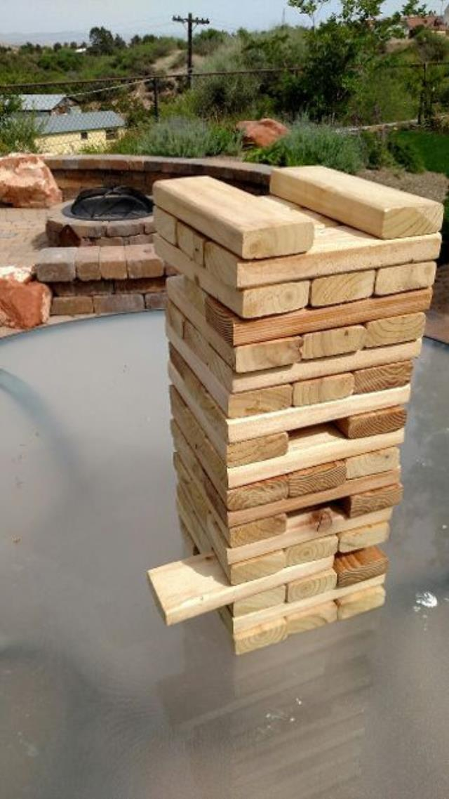 Where to find GAME, JENGA in Sedona
