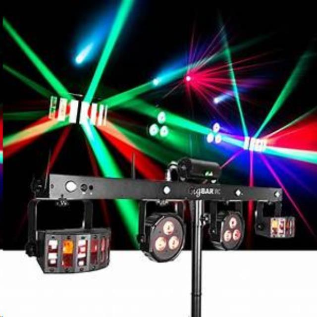 Where to find CHAUVET GIG BAR 2 in Sedona