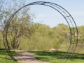 Rental store for ROUND METAL ARCH in Sedona AZ