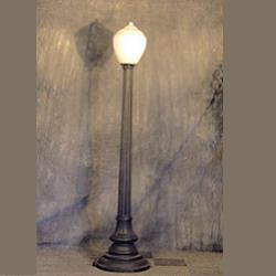 Where to rent LIGHT, ST. LAMP BLK 1 GLOBE in Cottonwood AZ