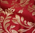 Rental store for CRANBERRY JACQUARD FLORAL TABLECLOTH in Sedona AZ