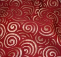 Rental store for CRANBERRY JACQUARD SWIRL TABLECLOTH in Sedona AZ