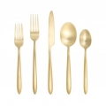 Rental store for BRUSHED GOLD FLATWARE in Sedona AZ