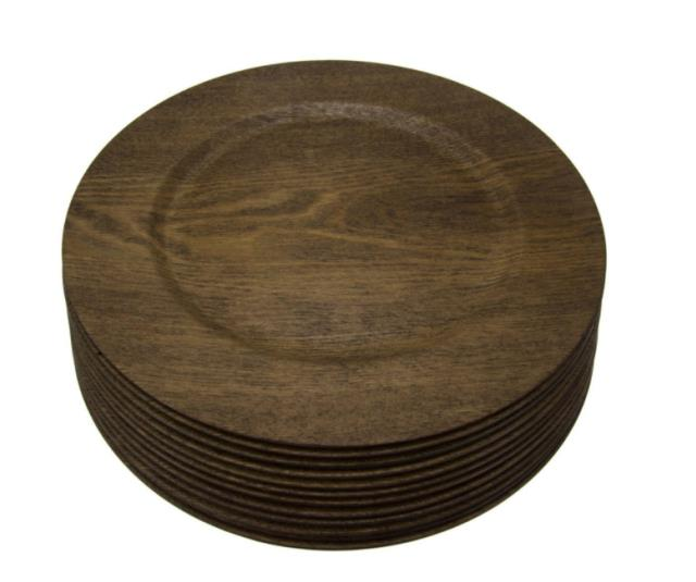 Where to find CHARGER FAUX WOOD in Sedona