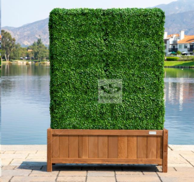 Where to find HEDGE WALL, 40 W x 87 H x 10 D in Sedona