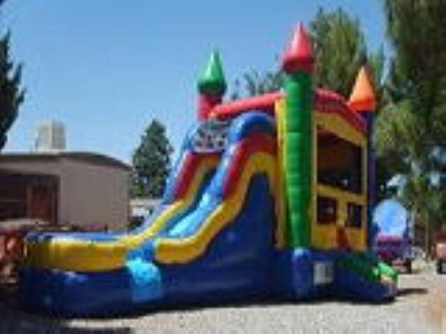 Rent Bounce House, Game & Dunk Tank