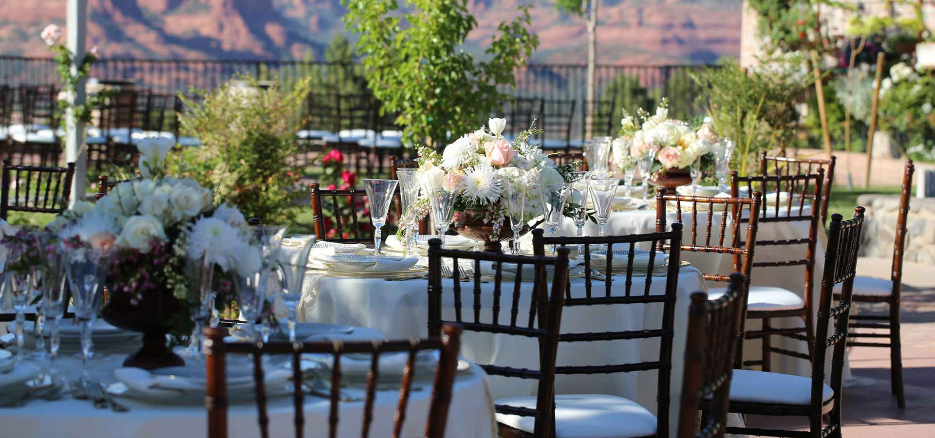 Party Rentals in the Verde Valley